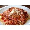 Veal Parmesan over Spaghetti, Meal Package