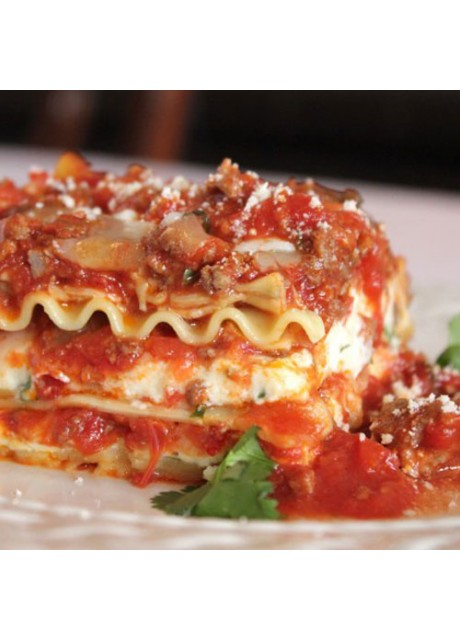 Lasagna- meat, Meal package