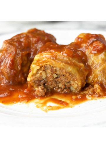 Stuffed Cabbage, Meal Package