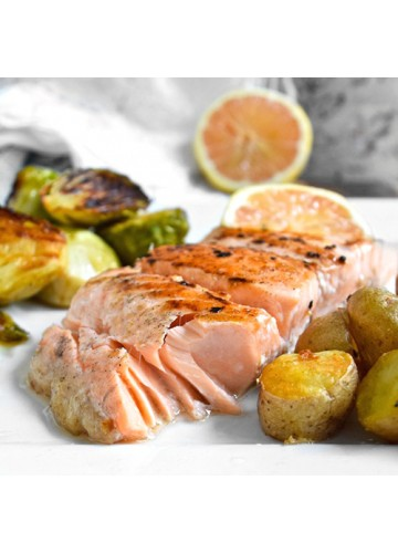 Salmon, Meal Package