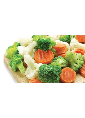 Vegetable Medley, Frozen