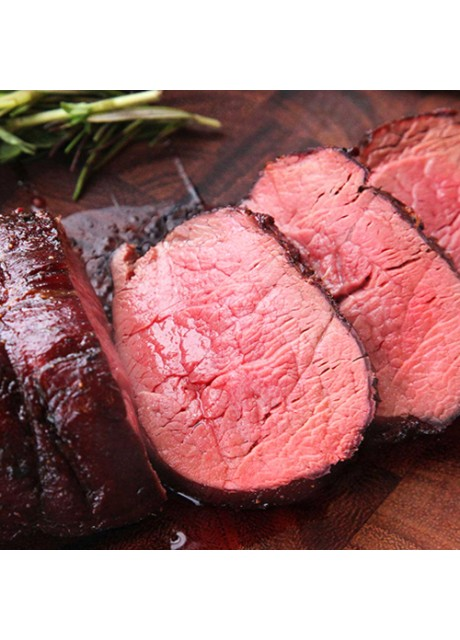 Beef Tenderloin, Cooked