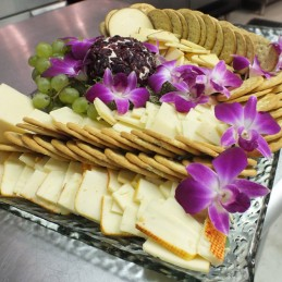 Cheese and Cracker Tray