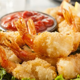Shrimp, Breaded-  App Size