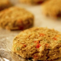 "Vegan ""Crab"" Cakes"
