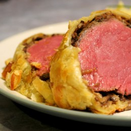 Beef Wellington (Mini)